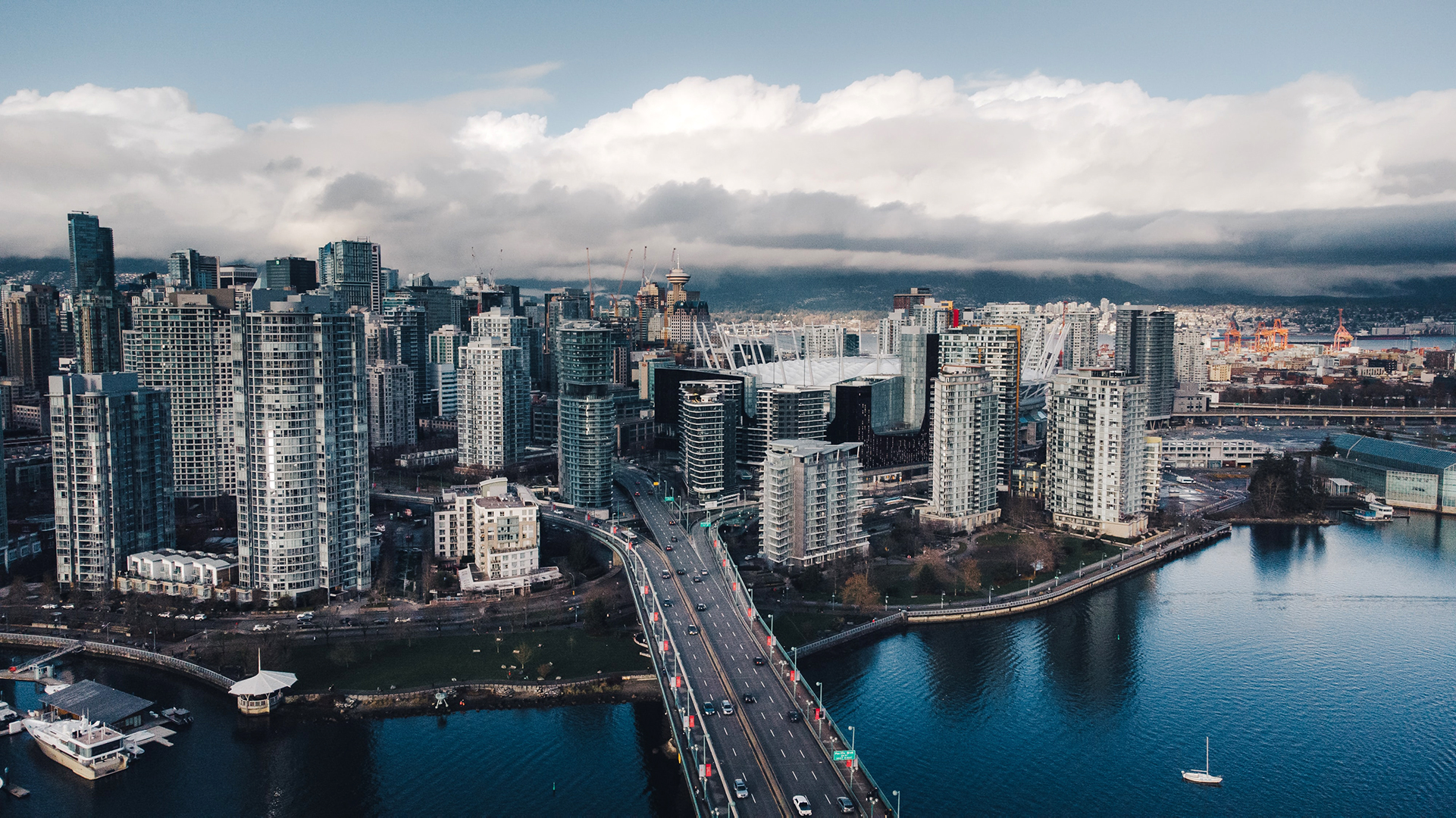 Vancouver Cambie Downtown